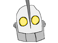Lazy Iron Giant
