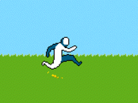 Pixel Run (Updated)