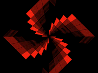Crimson Spin