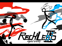 Stick battle :Reckless 3