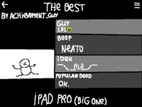 Every other iPad vs big iPad Pro