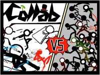 Collab Stickfight