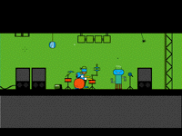The Robotics Band