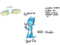 Character reference  Nebula