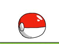 Catching a Pokémon. (Test)