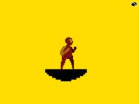 Knock(Pixel Art)