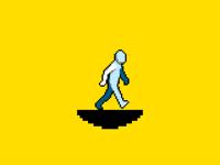 Walked (Pixel Art)