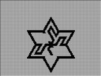 A random pixel art animation