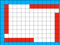 How to make a grid (big squares)