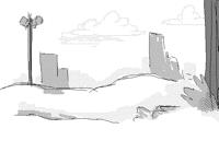 Background movement