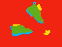 Dem pixel boots