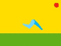Dem pixel legs