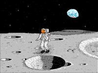 A day on the Moon Pt1