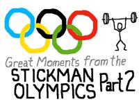 Stickman Olympics 2