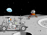 A Day on the Moon Pt 2