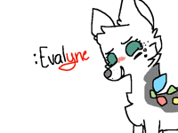 Evalyne - Thanks tea_fox!