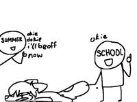 School Be Coming