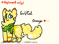 Adoptable Reference (KittyLover8)