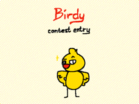 Birdy [Contest Entry: KittyLover8]