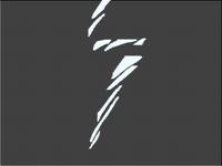 Weird Lightning (Flash Warning)