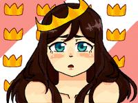 *_The queen_*
