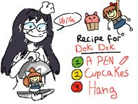 Recipe for DDLC