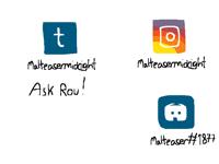 My social media acc