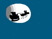 Santa eats lots of treats (remade)