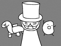 Asdfmovie 12 intro but it's not anime