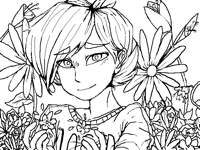 Linearts bc someone asked