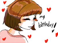 Birthday girl ya yeet