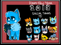 .~*{HAPPY NEW YEAR}*~.