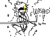 Washed. (storyboard)