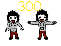 300 followers ! Thank you !