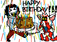 Happy birthday MATMETAL !!!
