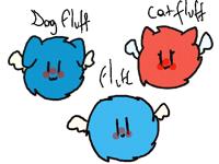 Choose fluff!