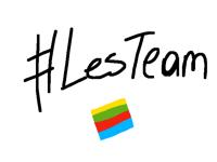#LesTeam