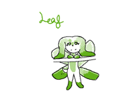 Leaf (my new butterfly dog)