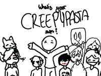 What Your ships in creepypasta?