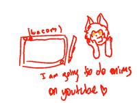 I got a wacom.(if someone have wacom pls give info