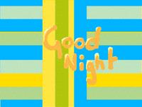 Goodnight, everyone :)