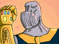 Avengers: Infinity Chin