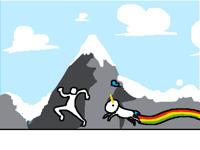 Run! (Rainbow Contest)