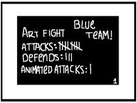 Art Fight, Pack 1!
