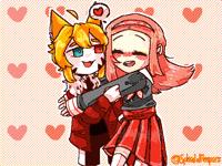 Boksuunga Hug with @EunDong