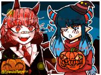 Pumpkin Collab with plasma!