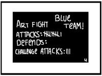 Art Fight, Pack 4! (Half-Body/Thigh Up Attacks)