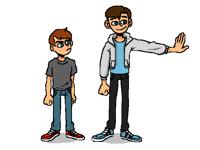 Bro, you're really short