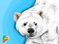 ¡Polar Bear! ๑ @Chimeric 's Request ๑