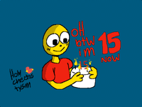 Its my bday today!